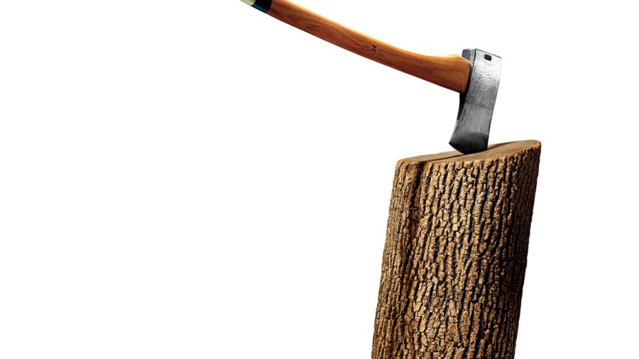Ask Men's Fitness: Is Splitting Wood a Good Workout?