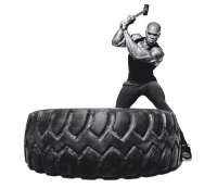 Should I Get a Tractor Tire to Work Out With?