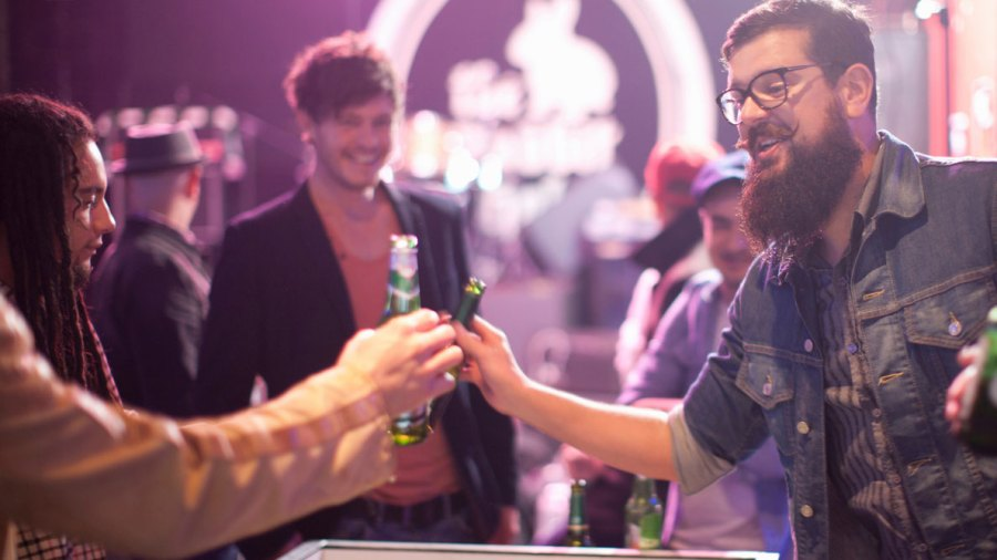 What's the Healthiest Way to Go Out Drinking?
