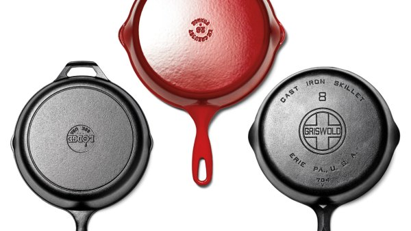 The Cast-Iron Skillet