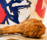 DOCTORS SAY 'FRIED CHICKEN IS GOOD FOR YOU'