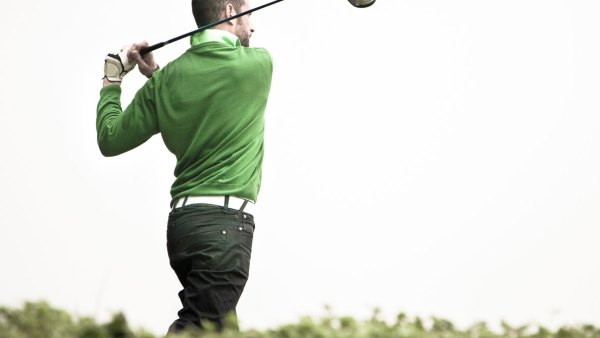 The Long-Drive Golf Workout