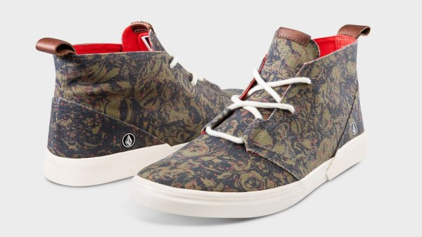 Editor Obsession: Volcom Shoes