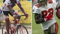 Former NFL Player Wants to Be a Professional Cyclist