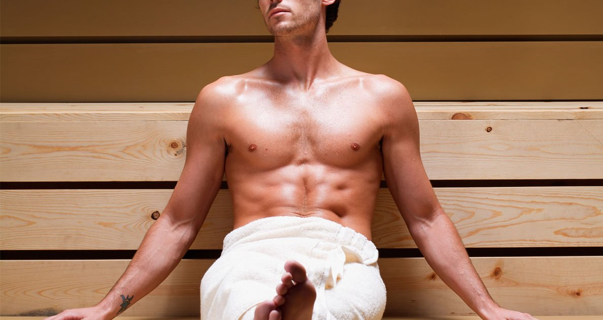 Take A Daily Sauna To Prolong Your Life