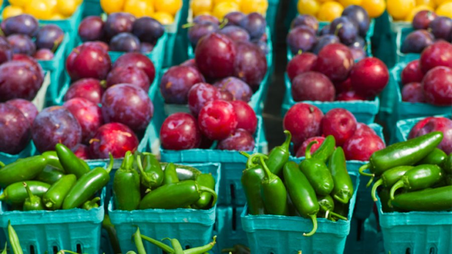 Fruits and Vegetables Sprayed With Pesticides Are Cutting Your Sperm Count by 50%