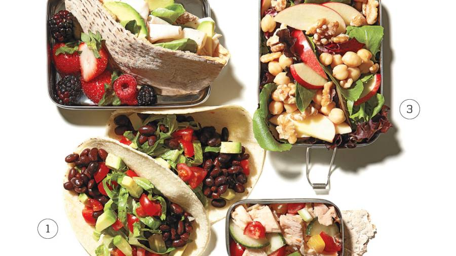 Get Fit @ Work: Pack Your Own Power Lunch