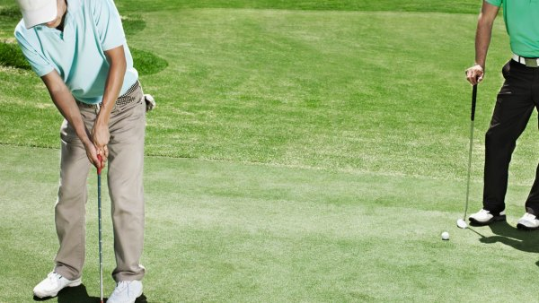 First-Time Golfer Survival Guide