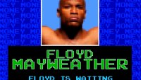 Hilarious Floyd Mayweather Punch-Out Spoof!