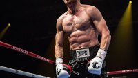 """Jake Gyllenhaal Is Ripped in Trailer for New Movie """"Southpaw"""""""