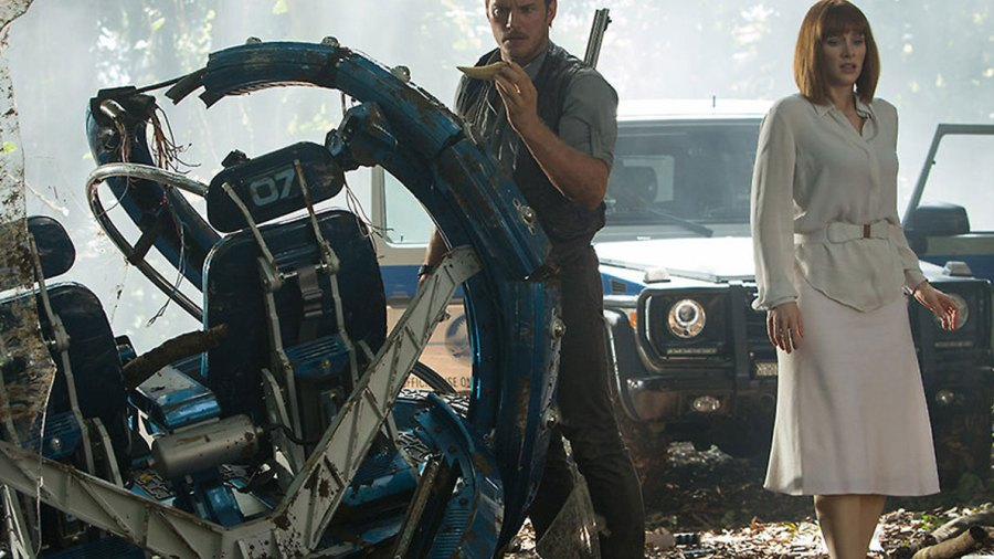 A 'Jurassic World' Sequel Is Coming in 2018