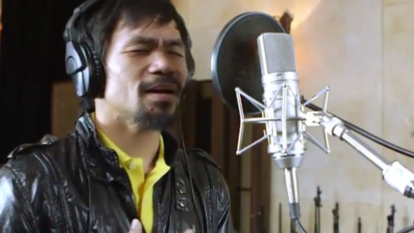 Manny Pacquiao: Boxer or Rock Star?