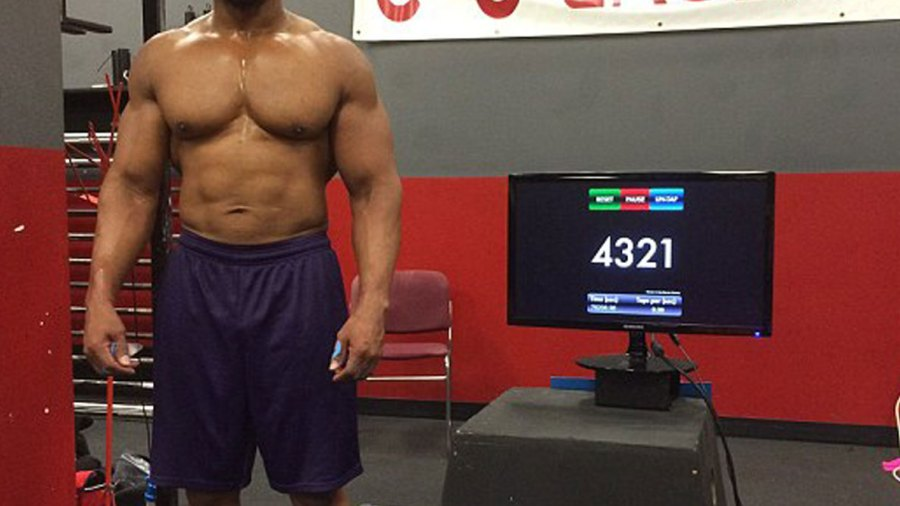 New Pull-Up World Record