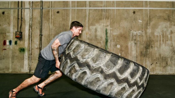 The Men's Fitness Guide to Suffering