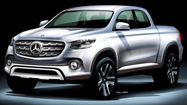 Mercedes-Benz to Release Pickup Truck by 2020