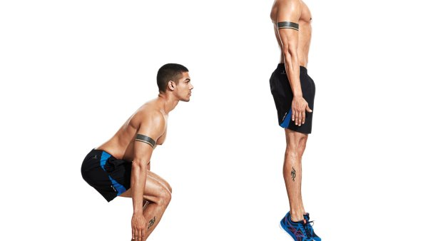 Power Up Your Jump Squats (Literally)
