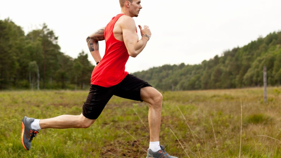 Speeding up May Decrease Your Chances of Knee Pain After Running