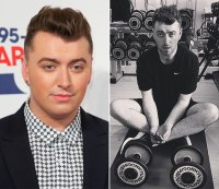 Sam Smith Loses 14 Pounds in 14 Days