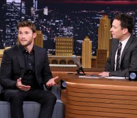 Scott Eastwood Almost Got Trampled by a Bull