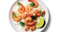 Shrimp & Coconut Rice Recipe