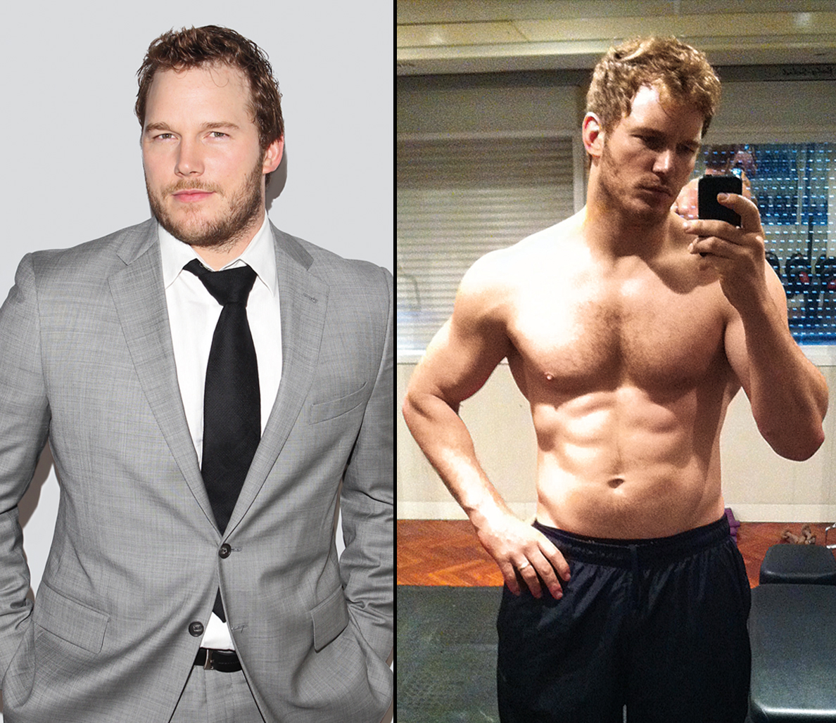 The 18 Most Extreme And Impressive Celebrity Fitness Transformations