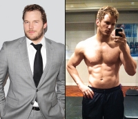 How Chris Pratt Dropped 60 Pounds in Six Months
