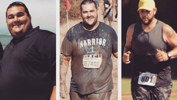 How One Man Lost 200 Pounds