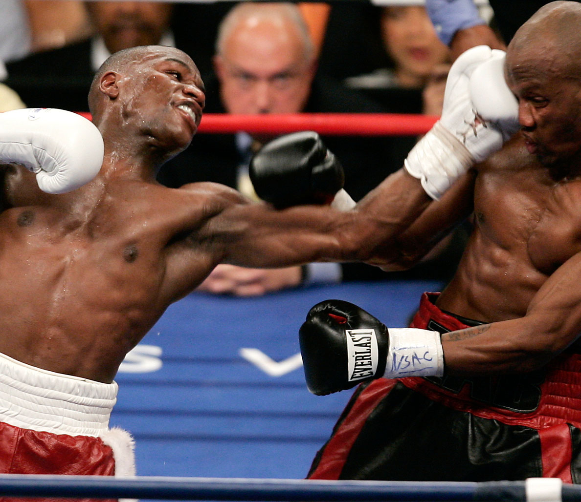 12 Most Memorable Floyd Mayweather Fights