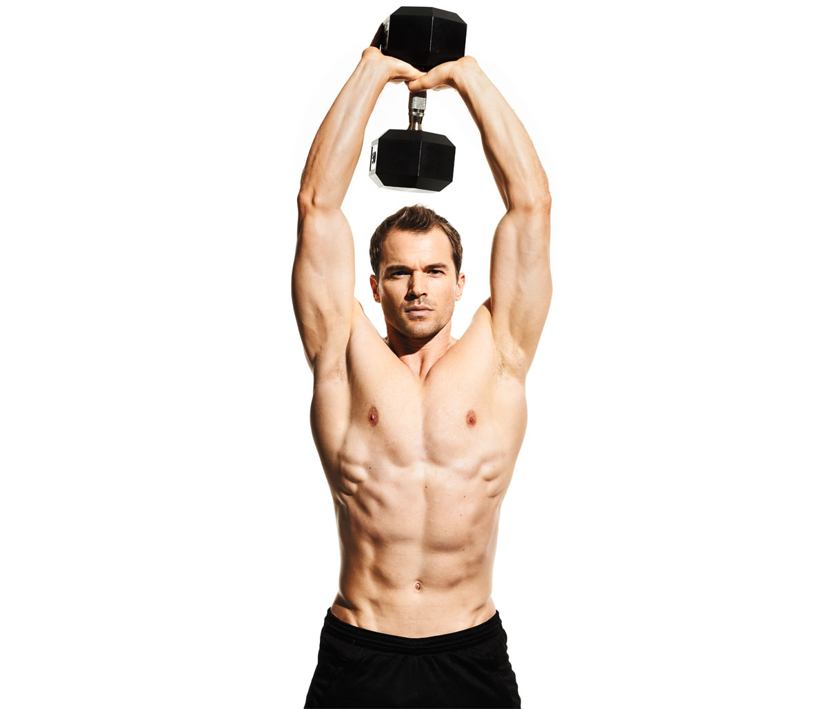 """13 Body-Sculpting Exercises of the """"Six Pack in Six Weeks"""" Program"""