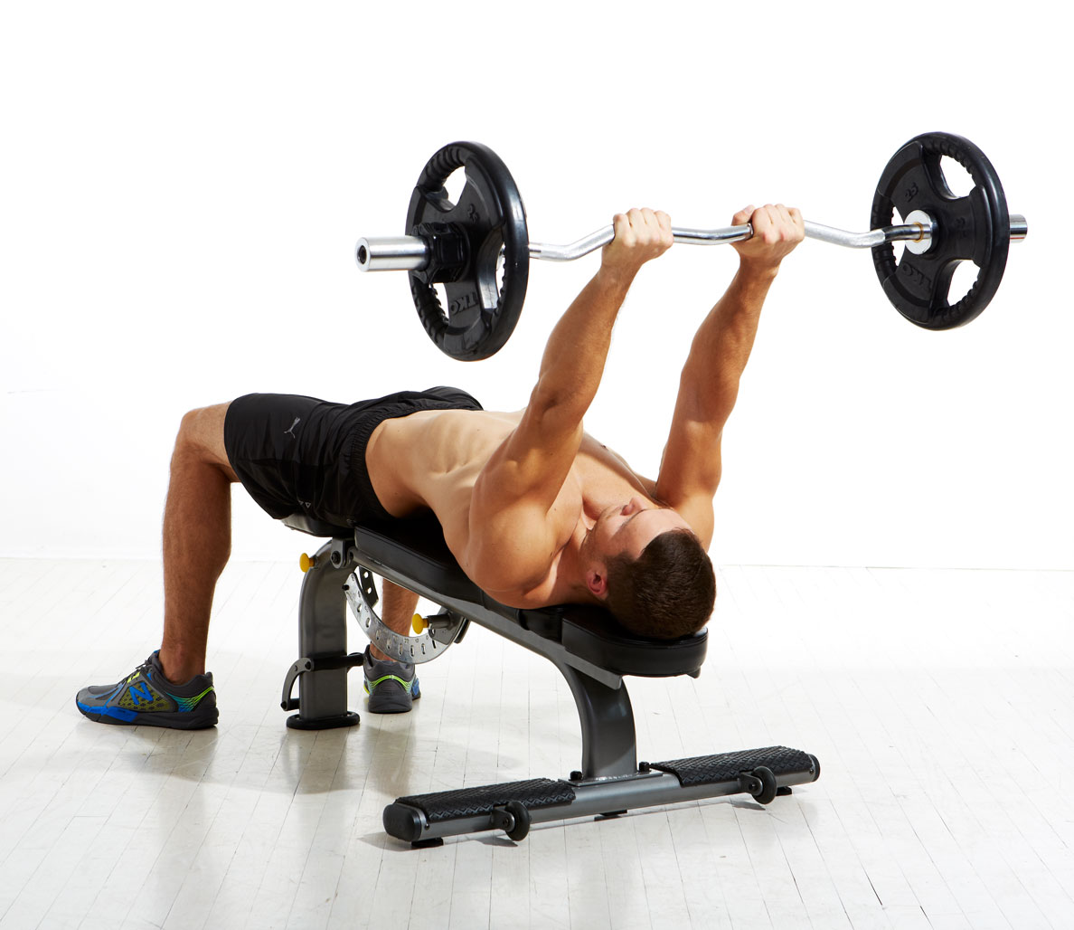 The 21-Day Shred: Chest and Triceps Workout from Day 9