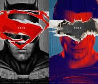 The Batman V Superman: Dawn of Justice Posters Have Arrived