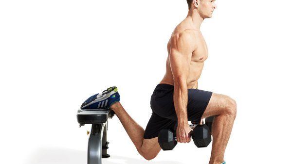 The full-body reconstruction workout