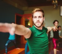 Yoga for Men (AKA Broga) Is the Next Fitness Class You Need to Try