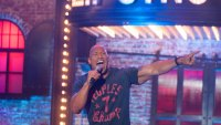 The Rock Knows How to 'Shake It Off'