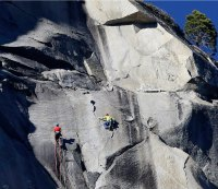 Duo Finishes Toughest Climb in the World