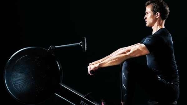 The Wrong Way to Use a Rowing Machine
