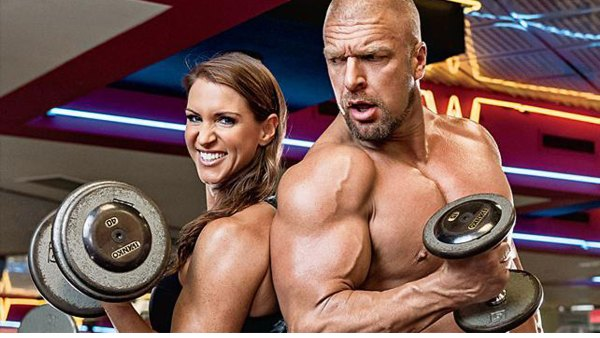 Welcome, Triple H and Stephanie McMahon
