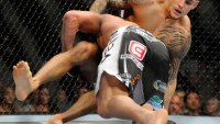 UFC fighter Dustin Poirier's Weight Battle