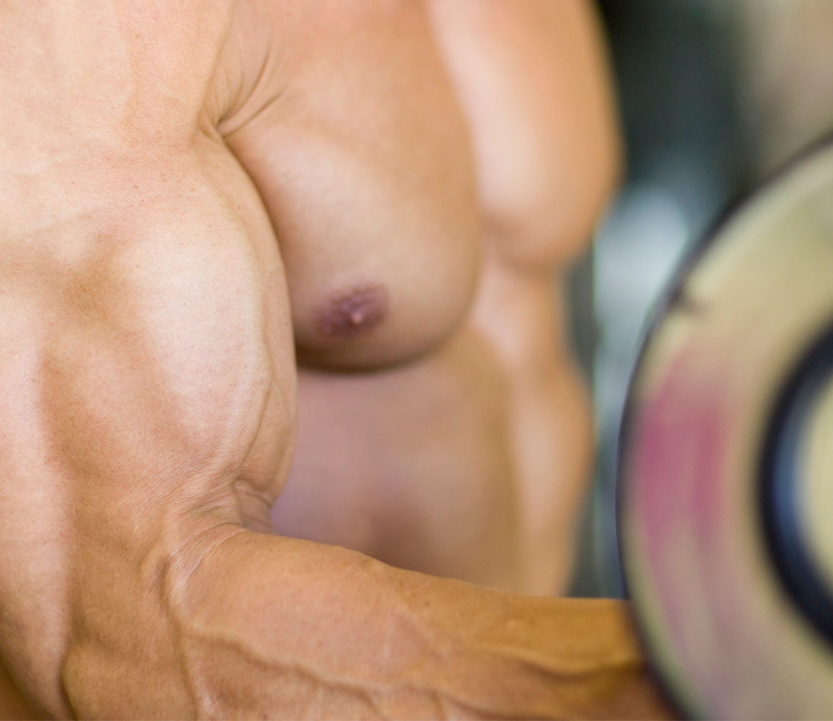 how to get your veins to show