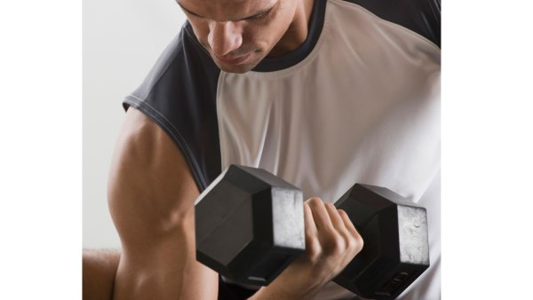 Do It Now: Concentration Curls