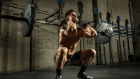 The workout for monster quads