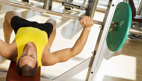 Time Crunch Training: the Three Best Chest Exercises