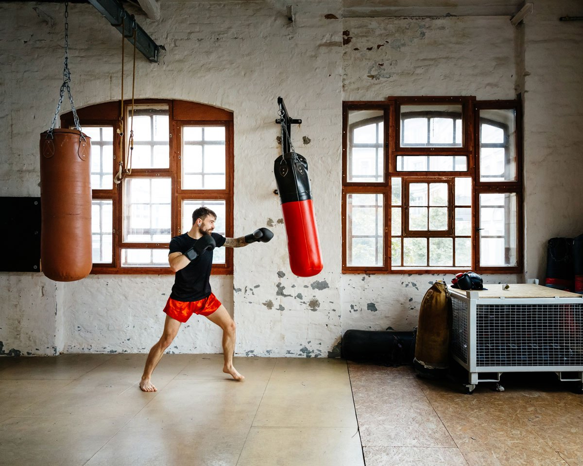 5 Boxing Workouts That'll Get You in Fighting Shape