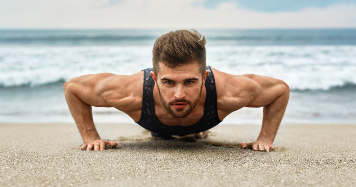 The 8-round fat-loss circuit to burn serious calories