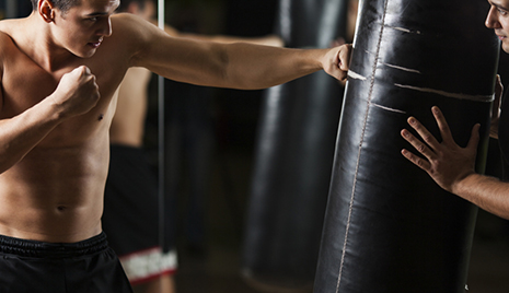 UFC Ultimate Fighter Dumbbell Workout