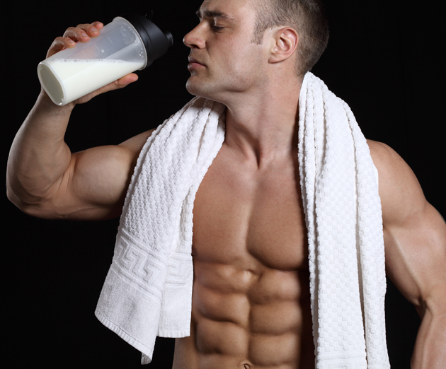 Meal-Replacement Shakes