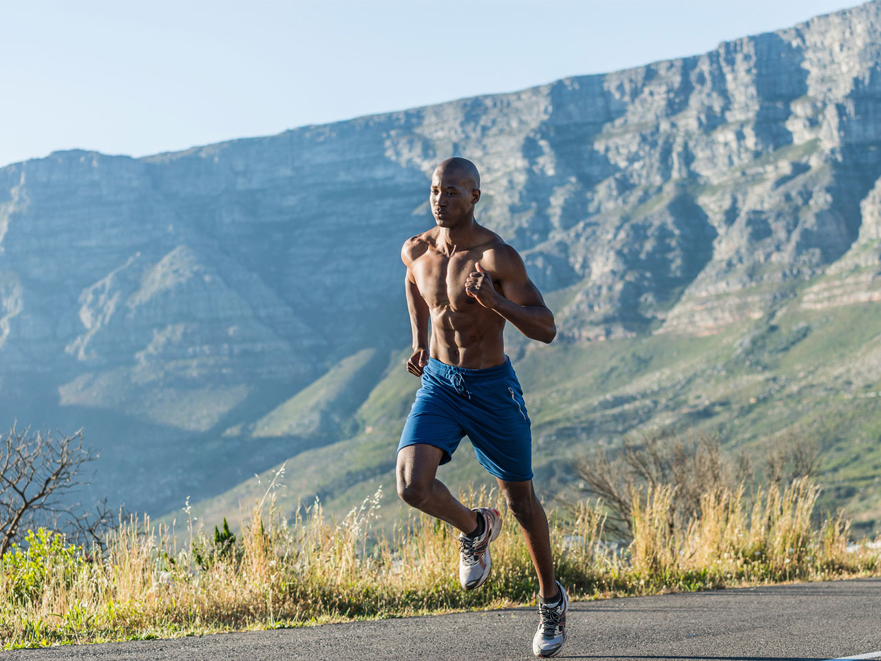 Alternating sprints with jogs can help you burn more fat
