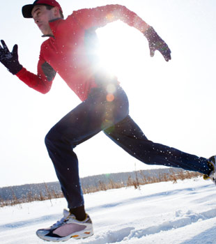 3 Winter Running Tips You Shouldn't Hit the Snow Without
