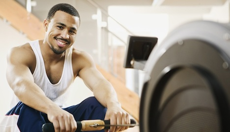 Fat-Blasting Rowing Workout