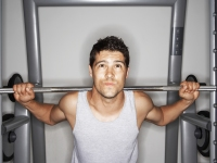 I'm scared of the gym. Can I just use machines?